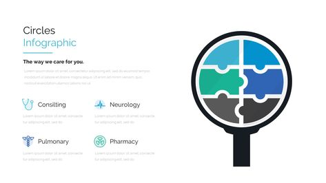 Modern Medicine And Healthcare Powerpoint Template Medicine