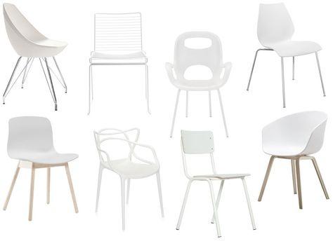 Witte stoelen mix en match la lodewijk i medical practice no