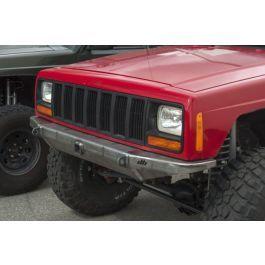 Mojave Front Bumper No Hoop Jeep Xj Mj Jeep Xj Jeep Bumpers
