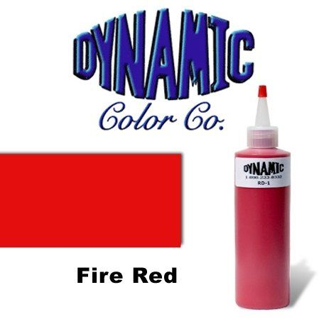 Dynamic Tattoo Ink Color Fire Red 1oz You Can Get More Details By Clicking On The Image This Is An Affil Red Tattoos Dynamic Tattoo Ink Tattoo Ink Colors
