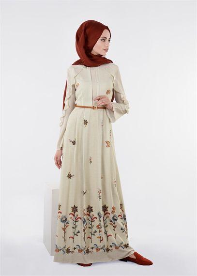 Modern Yazlik Tesettur Elbise Modelleri Elbise Modelleri Elbise Victorian Elbiseler