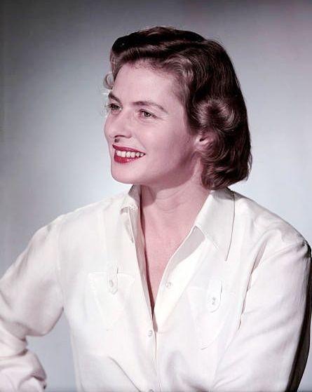 Ingrid Bergman  DIEULOIS