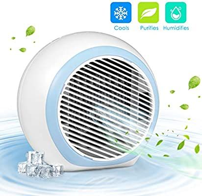 Amazon Com Personal Air Conditioner 2020 Upgraded Personal Air