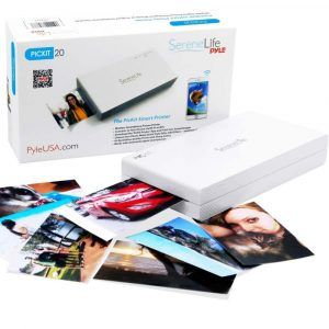 Top 10 Best Portable Photo Printers In 2021 Reviews Hqreview Best Portable Photo Printer Portable Photo Printer Photo Printer
