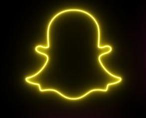 neon app icons ios 14 aesthetic app icons neon snapchat logo