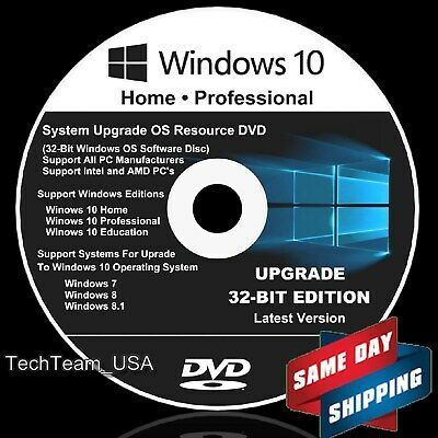Details About Windows 10 Pro Home Upgrade For Windows 7 8 Users