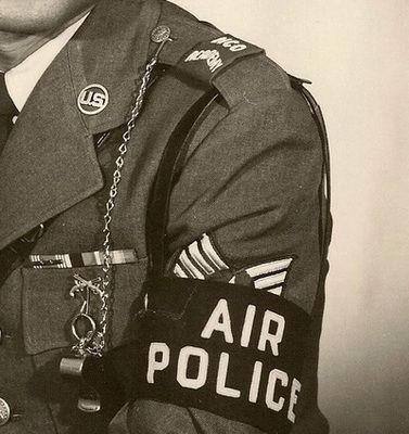 The First Air Police School Was Established At Tyndall Afb Fl In 1952 Us Air Force Air Force Military Police