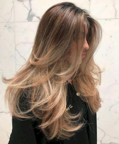 49 Stilvolle Lange Frisuren Frauen Ideen Frisortermin Frauen