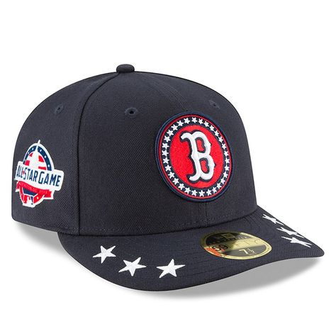 more photos 875b0 5b0d4 Boston Red Sox New Era 2018 MLB All-Star Workout On-Field Low Profile  59FIFTY Fitted Hat – Navy