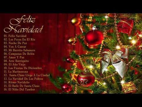 Canciones hermosas para navidad