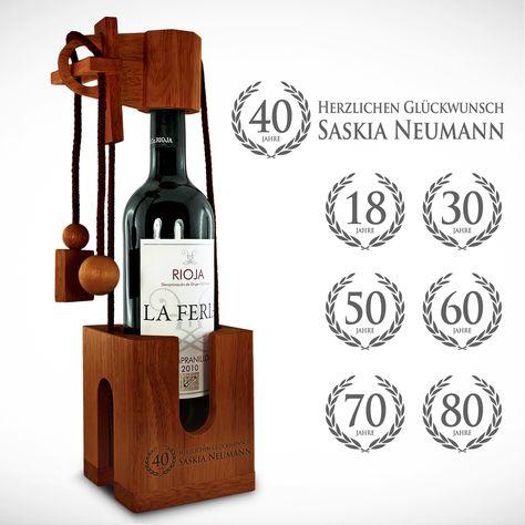 Wein geschenk 30 geburtstag