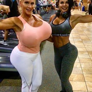 I Like To Call This One Brazilian Muscle Met This Cute