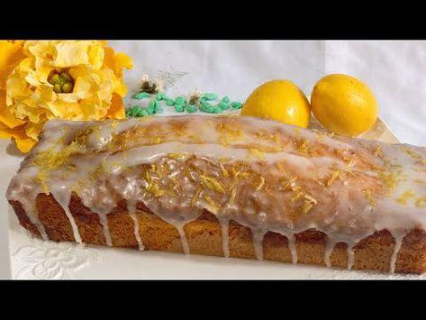 Cake Au Citron كيك منعش و لذيذ بالحامض مع تقنيات ناجحه Youtube