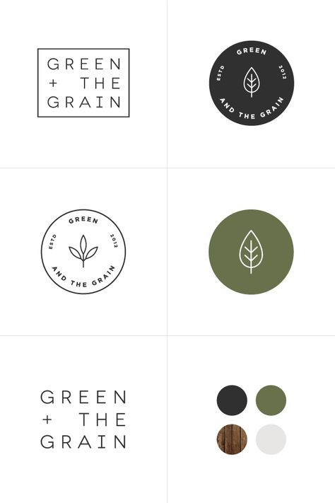 Green + The Grain Process | By Rowan Made