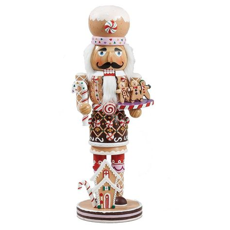Decorative Decorations Inspired By The Popular Ballet Designer Kurt Adler make beautiful nutcracker decorations for Christmas!