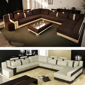 Source Arab Design Home Living Room 5 7 8 9 10 11 12 Seater Sofa Set Designs With Cheap Price On M Alibab In 2020 Genuine Leather Sofa Leather Sofa Set Modern Sofa Set