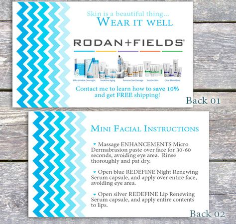 Fields Business Card Printable Digital