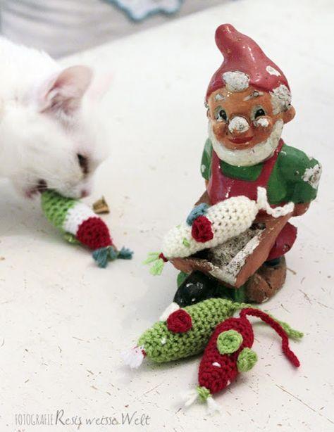 Resis weiße Welt: Igelkekse, Herbst-Post und ist denn scho Weihnachten? und Verlosung für die Katz....