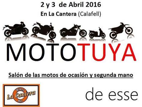 Salón de la Moto de Ocasión y Segunda Mano 2016 - Calafell (Tarragona)