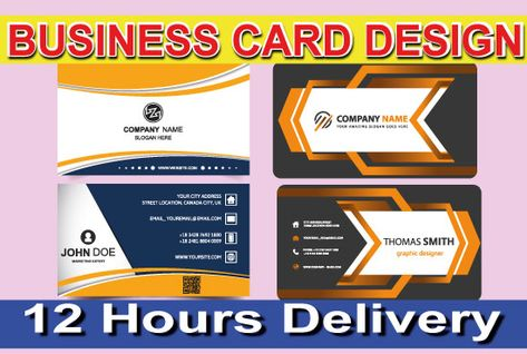 Do Professional Business Card Design In 2020 Business Card Design Free Business Card Design Professional Business Card Design