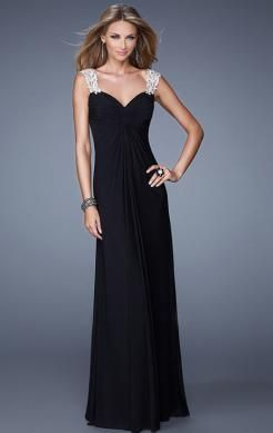 Black and white evening dresses uk online