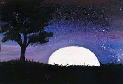 Paint Nite Tuval Resimleri Soyut Tuval Ve Soyut Akrilik Tablolar