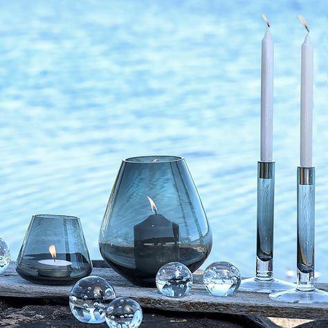 Magnor Glassverk As On Instagram Rocks Er Hostens Store Nyhet Fra Interiordesigneren Halvor Bakke Stormlykt Telykt Lysestaker Design Interiorinspirasjon
