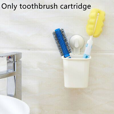Advertisement Comb Toothpaste Storage Rack Wall Mount Bathroom Toothbrush Holder Suction Cup In 2020 Bathroom Toothbrush Holder Toothbrush Holder Wall Brushing Teeth