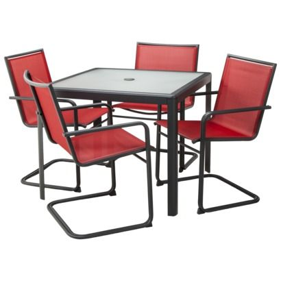 Room EssentialsTM Upton Metal Patio Dining Furniture Collection
