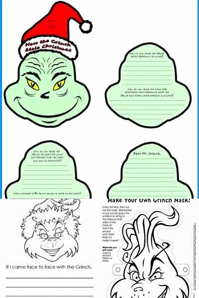 Printable Pictures Of The Grinch Bing Images The Grinch Pictures Grinch Party Printable Pictures