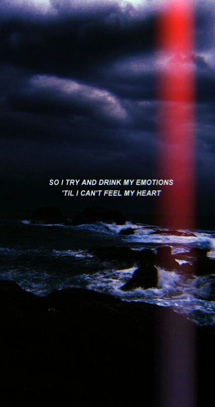 26+ Ideas Music Quotes Lyrics Feelings Sad Night #quotes #music
