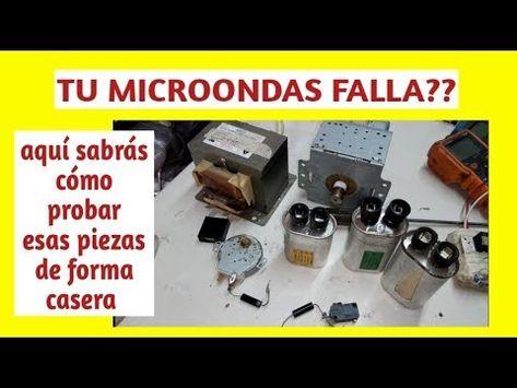 81 Ideas De Microndas Hornos Microondas Reparación Microondas
