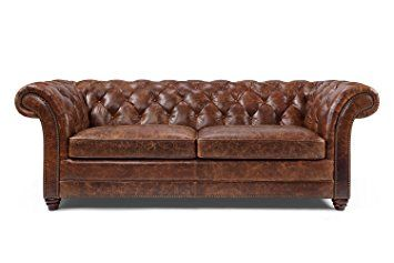 Westminster Chesterfield Leather Sofa By Rose Moore Review Leather Sofa Leather Chesterfield Sofa Best Leather Sofa