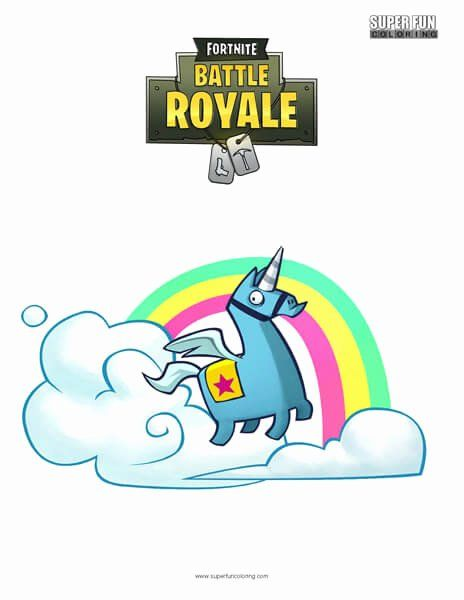 Fortnite Llama Coloring Page Unique Brite Llama Fortnite Coloring Page Super Fun Coloring Coloring Pages Cool Coloring Pages Flag Coloring Pages