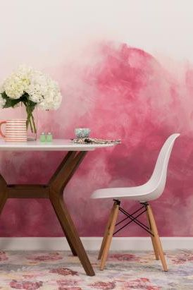 Turn A Wall Into A Work Of Art With Paint Wall Murals Diy Wall
