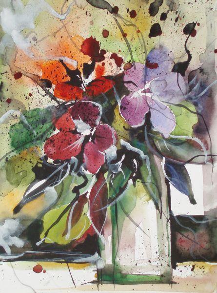Bernhard Vogel Google Suche Watercolor Paintings Painting Art