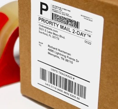 Print Your Own Online Postage Custom Printed Labels Labels Office Labels