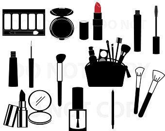 Cosmetic Svg Etsy Makeup Svg Cricut