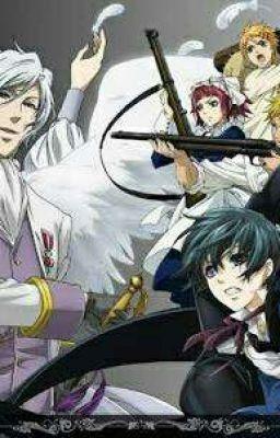 الخادم الاسود معرقة الملائكة و الشياطين لا امان Anime Art Manga