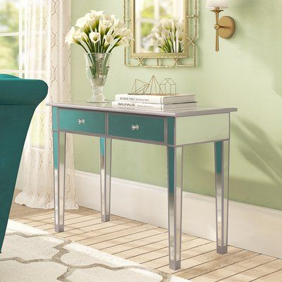 Console Table, Mirrored Hall Table Australia