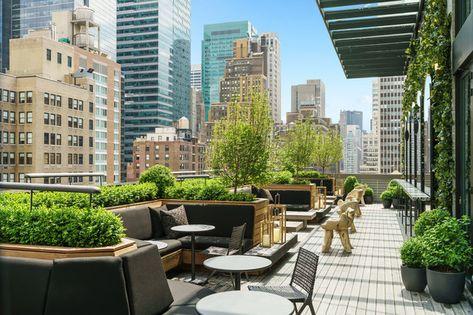 Helpern Architects Designed Ac Hotel Times Square Fashion
