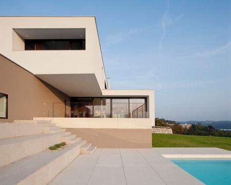 Wohnhaus P Oberosterreich Moderne Hauser Von Frohring Ablinger Architekten Modern Moderne Hauser Architekt Haus Architektur