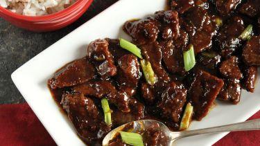 Actual Pf Chang S Mongolian Beef Recipe Food Recipes