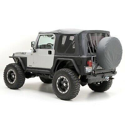 Ad Ebay Smittybilt 9971235 Soft Top Replacement Rear Window Fits 97 06 Tj Wrangler In 2020 Wrangler Tj Smittybilt Jeep Wrangler Tj