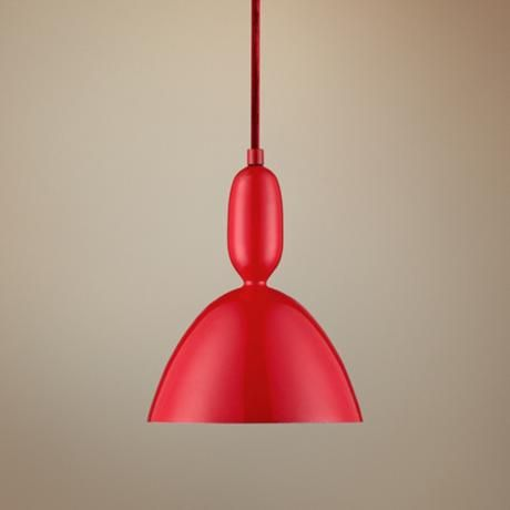 Possini euro white inside 8 wide red mini pendant light possini euro white inside 8 wide red mini pendant light kitchens pinterest mini pendant lights mini pendant and pendant lighting aloadofball Images