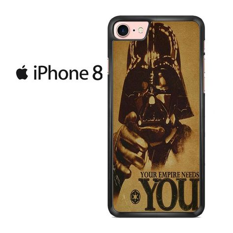Your Empire Needs You iphone case