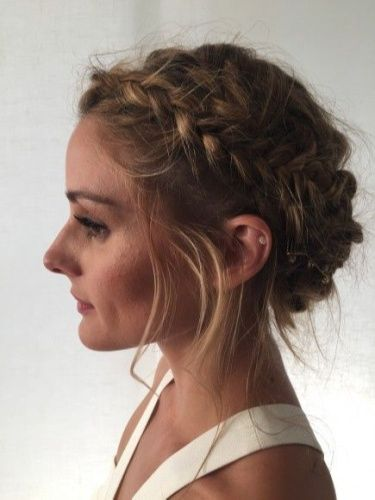 Stylish Hairstyles To Beat This Humid Weather Hair Styles Braided Crown Hairstyles Crown Hairstyles