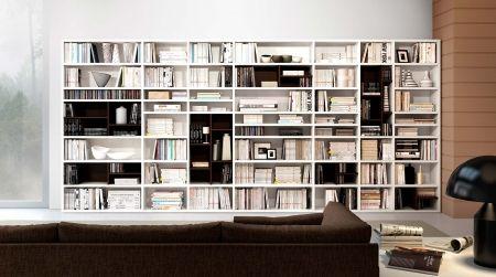 Libreria bifacciale componibile Systema-B | Home decor, Home ...