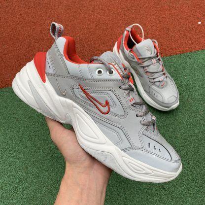pretty nice 9f8ed a499a Nike M2K Tekno Metallic Silver Marbled BQ3378-001 in 2019   Nike M2K Tekno    Shoes, Nike, Sneakers nike