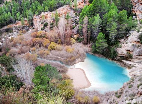 52 Ideas De Pozas Viajes Lugares De España Lugares Preciosos